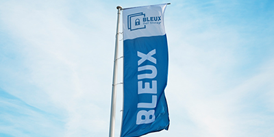 Vlag Bleux